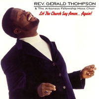 Cover of the track Let The Church Say Amen... Again!