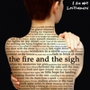 Cover of the album The Fire & The Sigh