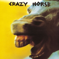 Cover of the track Crazy Horse