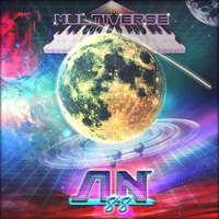 Cover of the track Multiverse - EP
