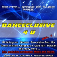 Couverture du titre Danceclusive 4 U Vol. 1