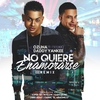 Couverture de l'album No Quiere Enamorarse (Remix) [feat. Daddy Yankee] - Single