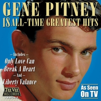 Cover of the track Gene Pitney: 18 All-Time Greatest Hits