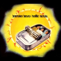 Cover of the track Hello Nasty