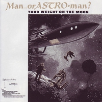 Couverture du titre Your Weight on the Moon