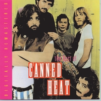 Cover of the track The Best of Canned Heat