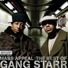 Cover of the album Mass Appeal: The Best of Gang Starr