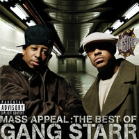 Couverture du titre Mass Appeal: The Best of Gang Starr