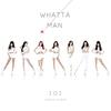 Couverture de l'album Whatta Man (Good Man) - Single