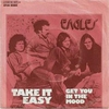 Cover of the track Take It Easy (1972)