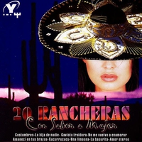 Cover of the track 20 Rancheras Con Sabor a Mujer