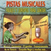Couverture du titre Pasajes y Joropos para Cantar