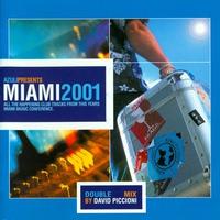 Cover of the track Azuli Presents Miami 2001