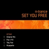 Couverture du titre Set You Free (original mix)