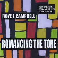 Couverture du titre Romancing the Tone