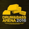 Cover of the album Drum & Bass Arena 2016