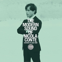 Couverture du titre The Modern Sound of Nicola Conte - Versions In Jazz-Dub