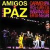 Cover of the album Amigos X Raúl Paz