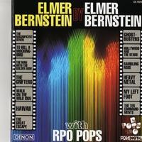 Cover of the track Elmer Bernstein