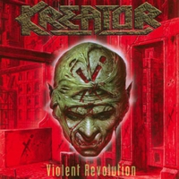 Couverture du titre Violent Revolution