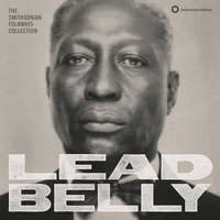 Couverture du titre Lead Belly: The Smithsonian Folkways Collection