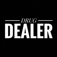 Couverture du titre Drug Dealer (feat. Ariana DeBoo) - Single