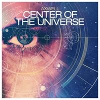 Cover of the track Center of the Universe (Radio Edit) - Single