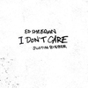 Cover of the track I Don't Care