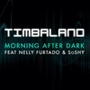 Cover of the track Morning After Dark (feat. Nelly Furtado & SoShy)