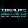Couverture de l'album Morning After Dark (feat. Nelly Furtado & SoShy) - Single