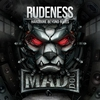 Cover of the album RUDENESS - Hardcore beyond rules (Traxtorm CD081)
