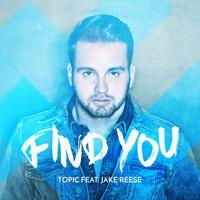 Couverture du titre Find You (feat. Jake Reese) - Single