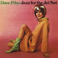 Cover of the track Jazz for the Jet Set