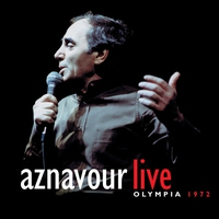 Cover of the track Aznavour : Olympia 80 (Live)