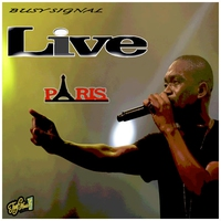 Cover of the track Live in Paris