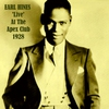 Cover of the album Earl Hines 'Live' at the Apex Club 1928 (Live)