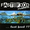 Couverture de l'album ...last food !?