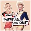 Couverture du titre We're All No One (edit)