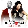 Couverture du titre La fiesta (feat. Zâd)