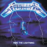 Couverture du titre Ride the Lightning