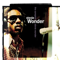 Couverture du titre The Complete Stevie Wonder