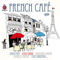 Cover of the track The World Of...  French Cafe