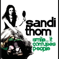Cover of the track Smile… It Confuses People