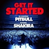 Cover of the track Get it started