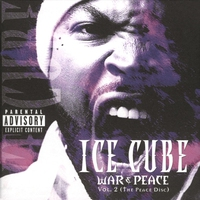 Cover of the track War & Peace, Volume 2: The Peace Disc