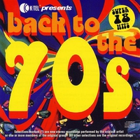 Cover of the track Back to the 70's: Super 18 Hits (Re-Recorded Version)