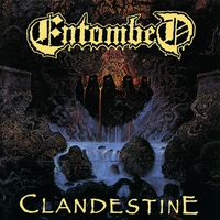Cover of the track Clandestine