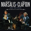 Couverture de l'album Wynton Marsalis & Eric Clapton Play the Blues: Live from Jazz at Lincoln Center