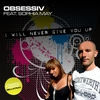 Couverture du titre I Will Never Give You Up (Bellatrax Summer mix)