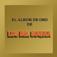 Couverture du titre El Álbum de Oro de ... Los del Suquia